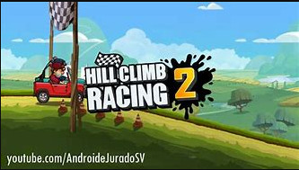تحميل هيل كليمب 2 hill climb racing مهكرة للاندرويد