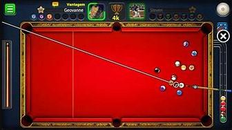 تحميل لعبة بلياردو مهكرة 8 Ball Pool للأندرويد