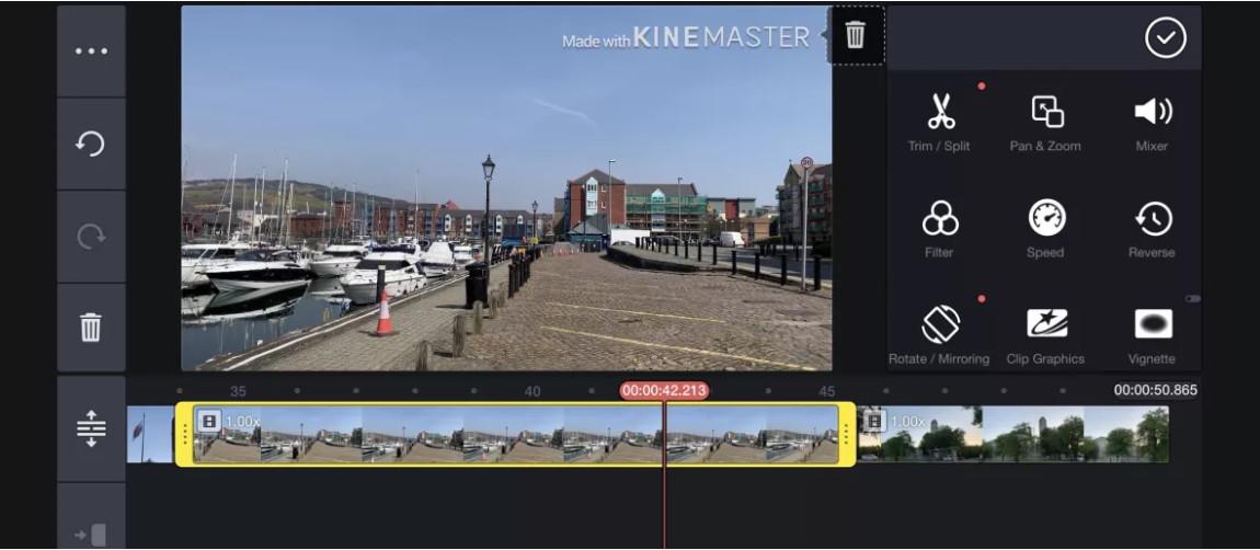 تنزيل تطبيق كين ماستر KineMaster مهكرة للأندرويد