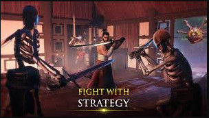 تحميل لعبة Takashi Ninja Warrior مهكرة اخر إصدار للأندرويد