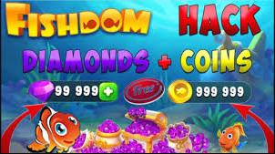 تحميل فيشدوم أحدث اصدار Fishdom مهكرة للاندرويد