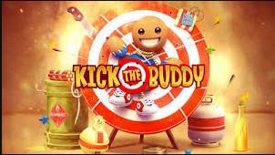 تحميل لعبة Kick The Buddy مهكرة للاندرويد