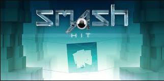تحميل لعبة Smash Hit مهكرة للاندرويد