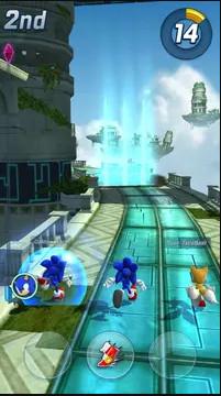 تحميل لعبة Sonic Forces مهكرة اخر اصدار للاندرويد 2021