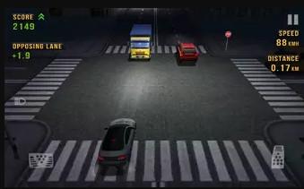 تحميل لعبة ترافيك ريسرTraffic Racer مهكرة