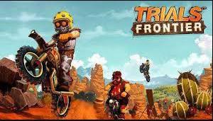 تحميل لعبة Trials Frontier مهكرة للاندرويد