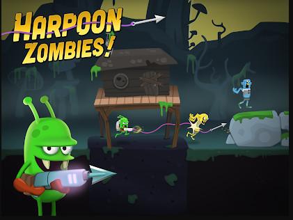 تحميل لعبة زومبي كاتشر zombie catchers مهكرة