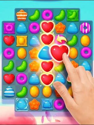 تنزيل لعبة كاندي كراش candy cruch