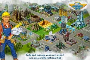تحميل لعبة Airport City مهكرة اخر اصدار للاندرويد 2021