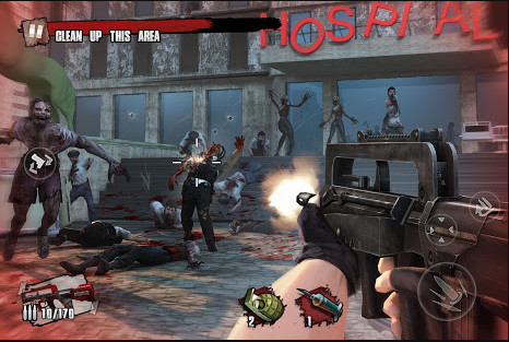 تحميل لعبة Zombie Frontier 3 مهكرة للاندرويد