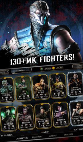 تحميل لعبة مورتال كومبات apk مجانا برابط مباشر للاندرويد والايفون 2021