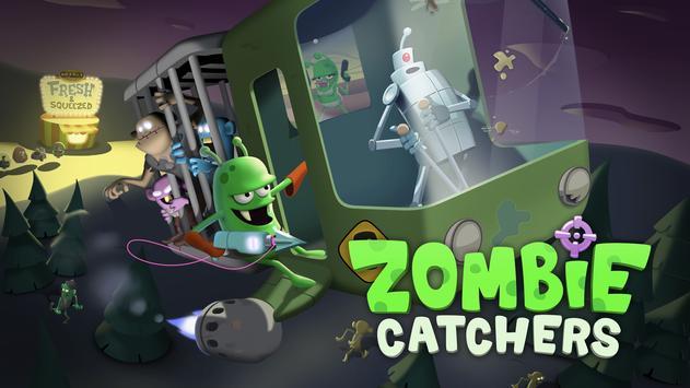 تحميل لعبة zombie catchers مهكرة apk مجانا للاندرويد والايفون برابط مباشر 2021
