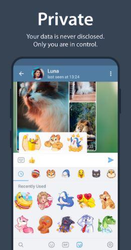 تحميل برنامج تليجرام للجوال apk برابط مباشر للاندرويد والايفون مجانا 2021 آخر إصدار