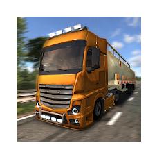 تحميل لعبة euro truck evolution simulator مهكرة apk